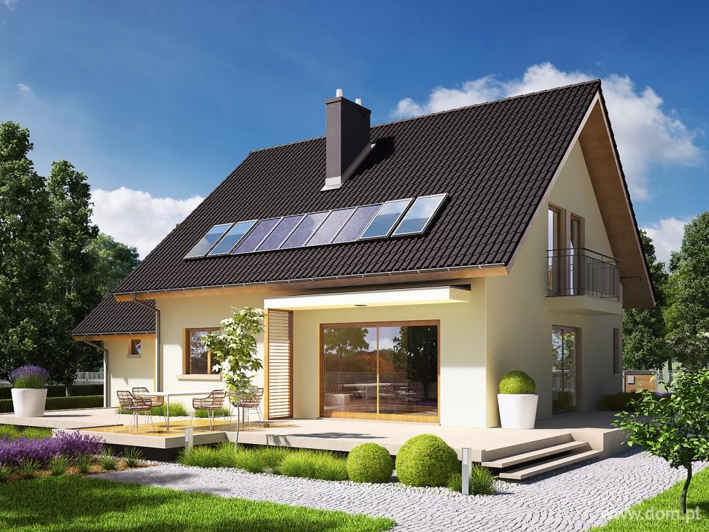 фото небольших домов с проектами при