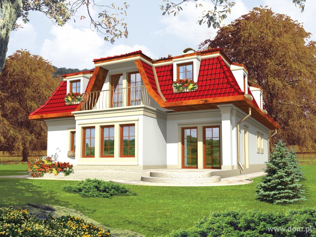 дизайн крыши дома с мансардой фото свежей идеей